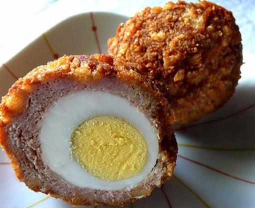 Scotch Eggs Recipe Genius Kitchen