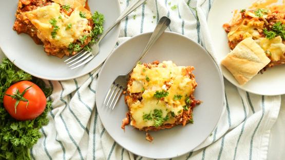 Crock Pot Lasagna Recipe - Genius Kitchen