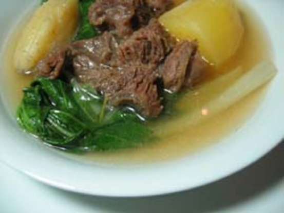 Nilagang pata baka filipino pork beef broth soup w vegetables recipe join the conversation forumfinder Images