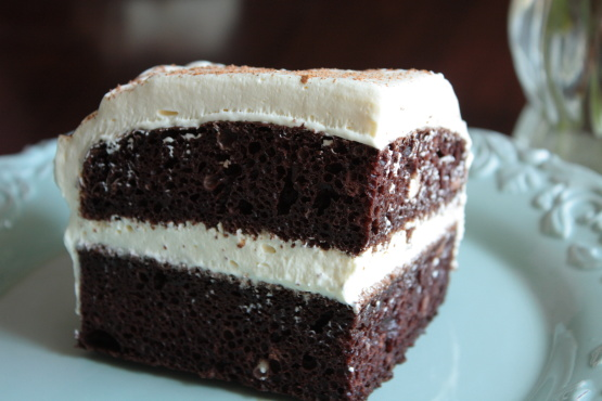 Low Sugar Cake Icing Recipes: Died And Went To Heaven Chocolate Cake,diabetic Version