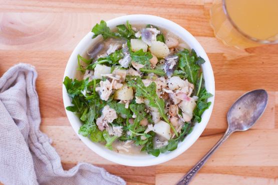 Chicken And White Bean Stew Recipe - Genius Kitchen