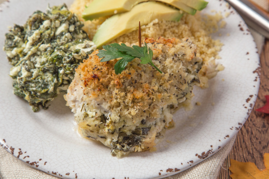 Spinach And Feta Stuffed Chicken Breast Quick And Easy Recipe