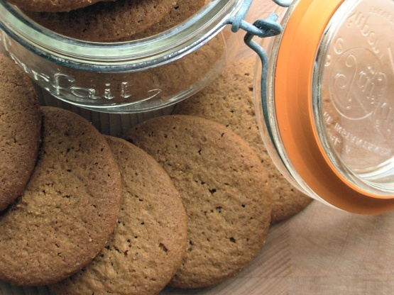 Norwegian Spice Cookies Recipe - Genius Kitchen