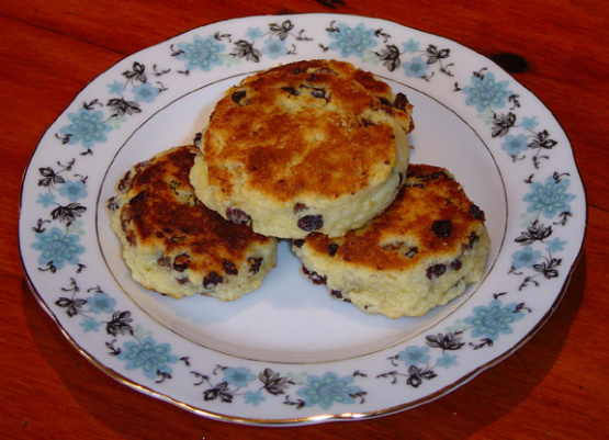 Welsh Cakes Recipe In Ounces