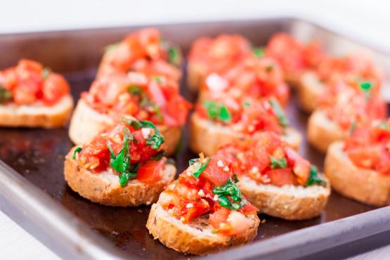 tsr version of olive garden bruschetta by todd wilbur recipe genius kitchen - Olive Garden Bruschetta Recipe