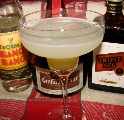 Cadillac Margarita Recipe - Genius Kitchen