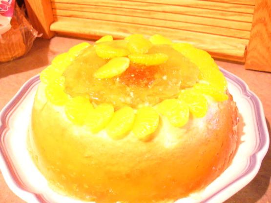 Angelfood Cake Use Pam Cooking Spray