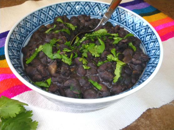 Light Refried Black Beans Recipe - Genius Kitchen