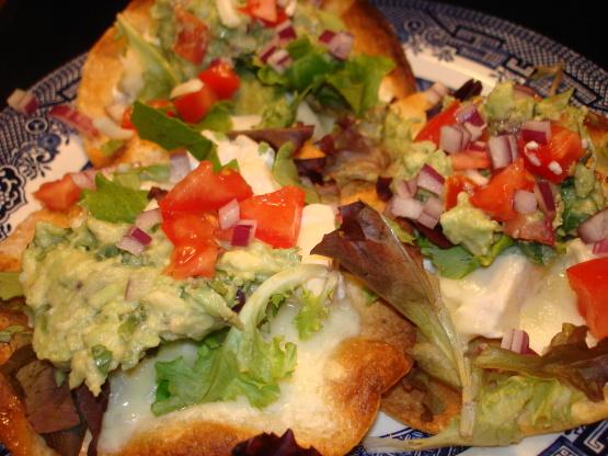 Chicken Chalupas Recipe Mexican Genius Kitchen