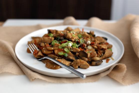 Teriyaki chicken stir fry recipe genius kitchen forumfinder Gallery