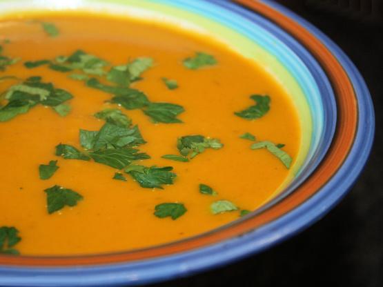 Indian style pumpkin soup recipe genius kitchen watch more forumfinder Choice Image
