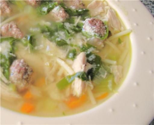 Crock Pot Italian Wedding Soup Recipe - Genius Kitchen