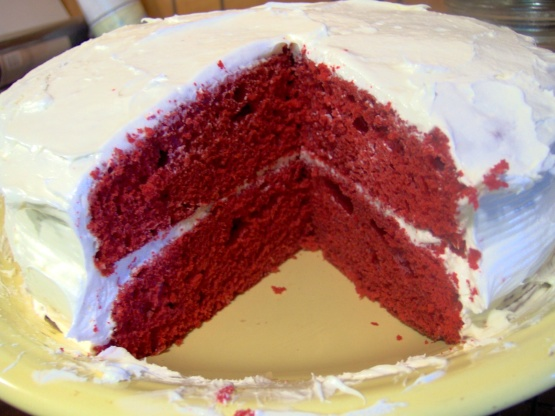 Red Devil Cake Recipe Easy