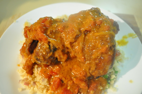 how to cook minted lamb shanks in oven