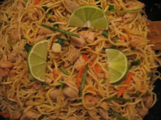 how to cook pancit canton