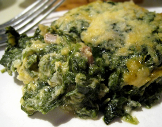 How I Got My Family To Eat Spinach Spinach Casserole Recipe Genius Kitchen