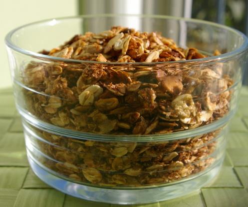 Maple walnut granola recipe genius kitchen like forumfinder Gallery