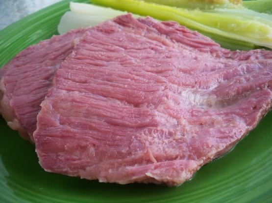 Corned Beef Corned Silverside For The Crock Pot Recipe Australian Genius Kitchen