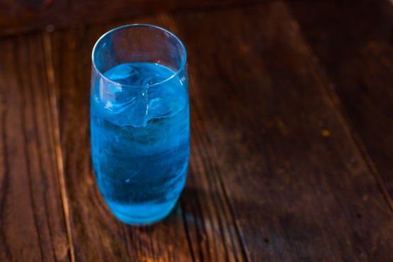 blue lime ghost recipe genius kitchen
