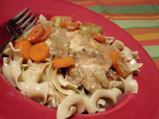 French Country Chicken Stew Crock Pot) Recipe - Genius Kitchen