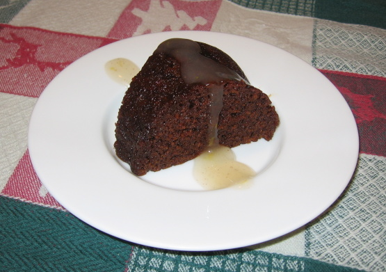 Recipes For Steamed Persimmon Pudding Cake