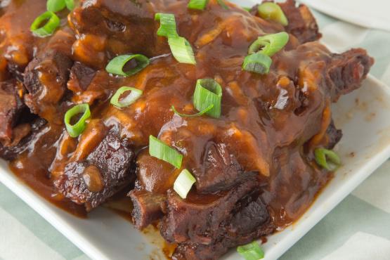Korean style short ribs crock pot recipe genius kitchen forumfinder Gallery