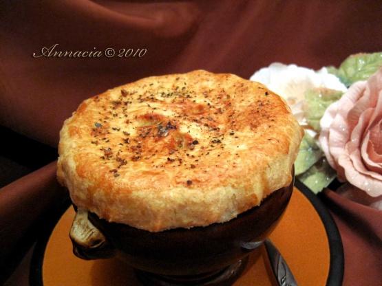 Ina Gartens Chicken Pot Pie Recipe Genius Kitchen