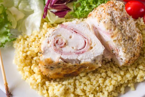 Chicken Roll Ups Recipe Genius Kitchen