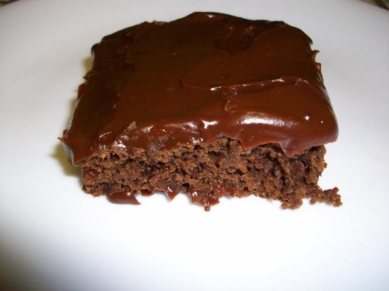 Christmas Cake Icing Recipe No Eggs: Chocolate Frosting No Eggs Or Milk Needed) Recipe