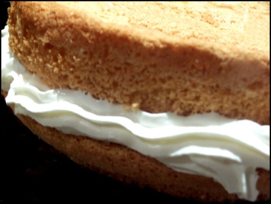 how to make easy sponge cake