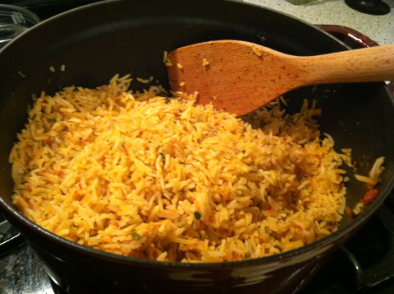 Authentic mexican rice recipe genius kitchen like forumfinder Image collections