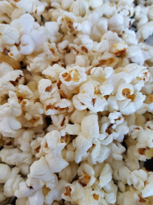 Sweet And Salty Kettle Corn Rachael Ray Recipe Genius Kitchen