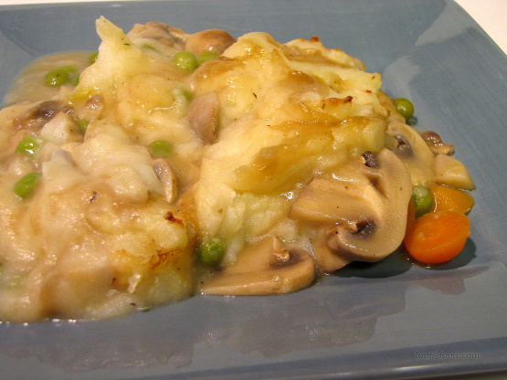 how to make cottage pie with gravy