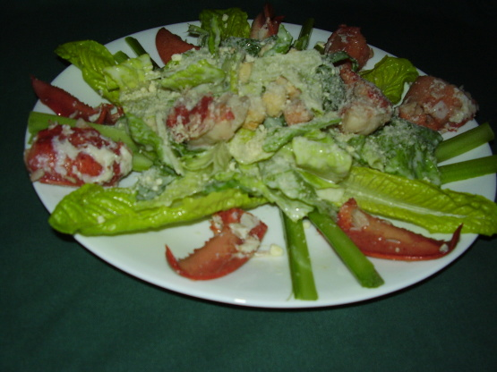 Can you buy red lobster caesar dressing