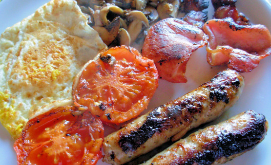 The full monty f e b full english breakfast recipe genius kitchen forumfinder Choice Image