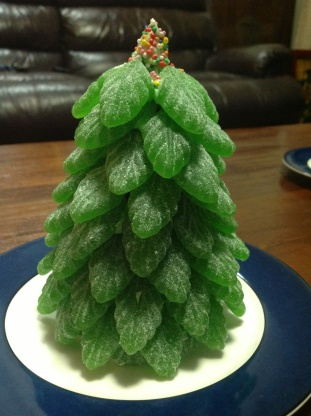 Mini Leaf Christmas Trees Recipe Genius Kitchen