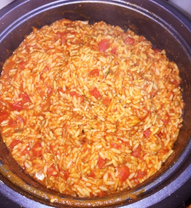 Rice cooker spanish rice recipe genius kitchen forumfinder Gallery