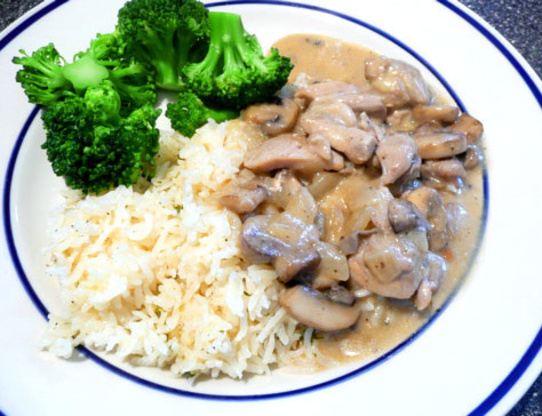 Campbells Creamy Mushroom Chicken Recipe Genius Kitchen