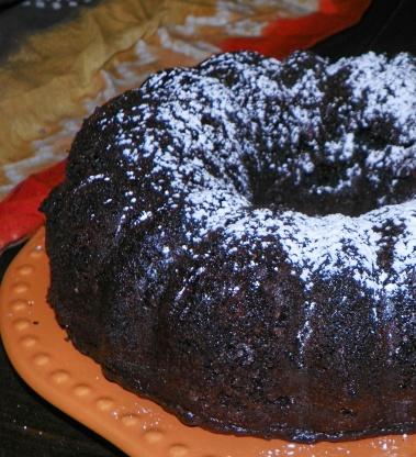 Rich And Moist Dark Chocolate Cake Uses Cake Mix Recipe Genius