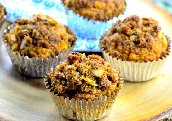 Healthy Harvest Breakfast Muffins Recipe Food Com