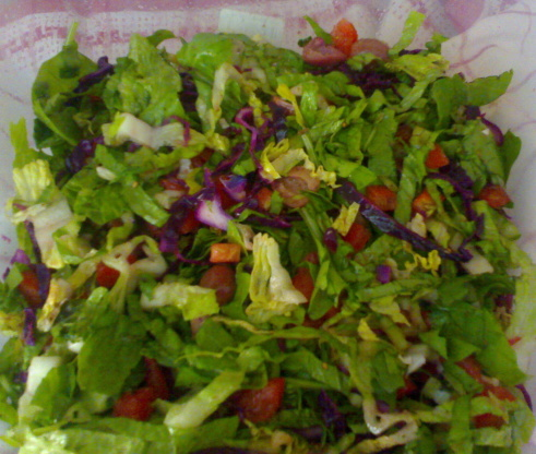 California Pizza Kitchen Salad Dressing Nutrition