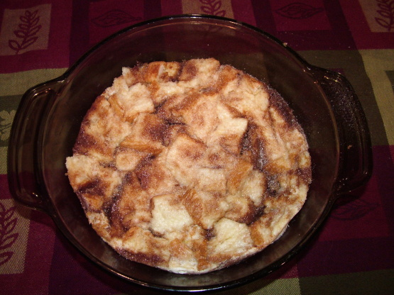 Bread pudding in the microwave recipe genius kitchen forumfinder Image collections