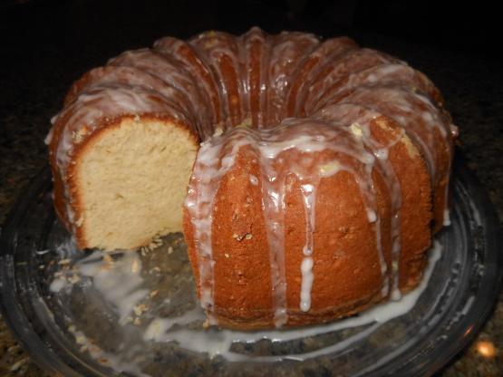 Rosie S Cream Cheese Pound Cake