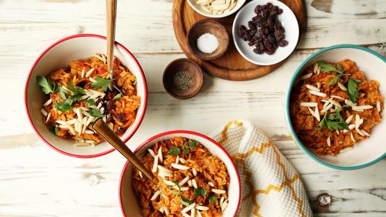 Al Kabsa Traditional Saudi Rice And Chicken Dish Recipe