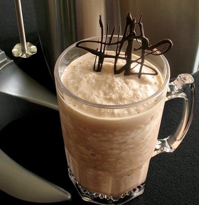 how to make iced mocha frappe