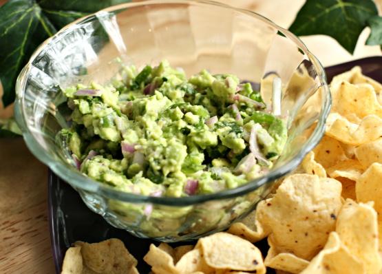 how to make really good guacamole