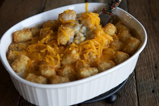tater tot hotdish recipe genius kitchen