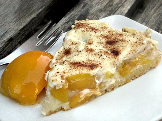 C H Sugar Recipe Peaches Cream Cake