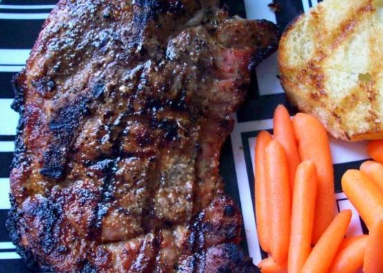 recipe: pork steak recipes grill [15]