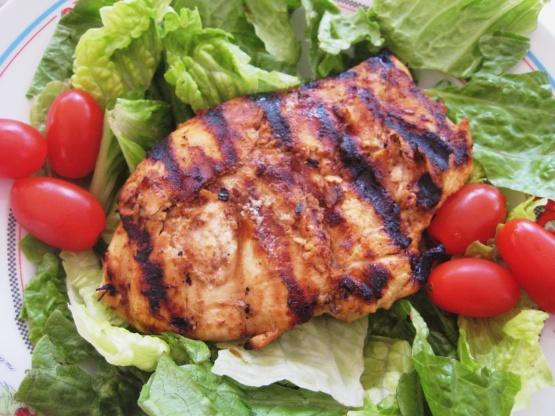 Amazing grilled chicken marinade recipe genius kitchen forumfinder Image collections